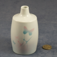Medium Bud Vase Butterflies